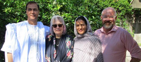 Senador australiano expresa solidaridad con la lucha legítima del pueblo saharaui