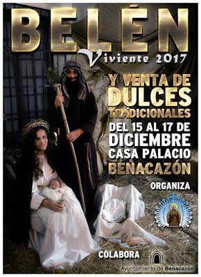 Belén Viviente 2017 - Benacazón