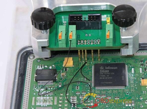 Solved!  KTM Bench identified Bosch MEDC17 ECU failure 12