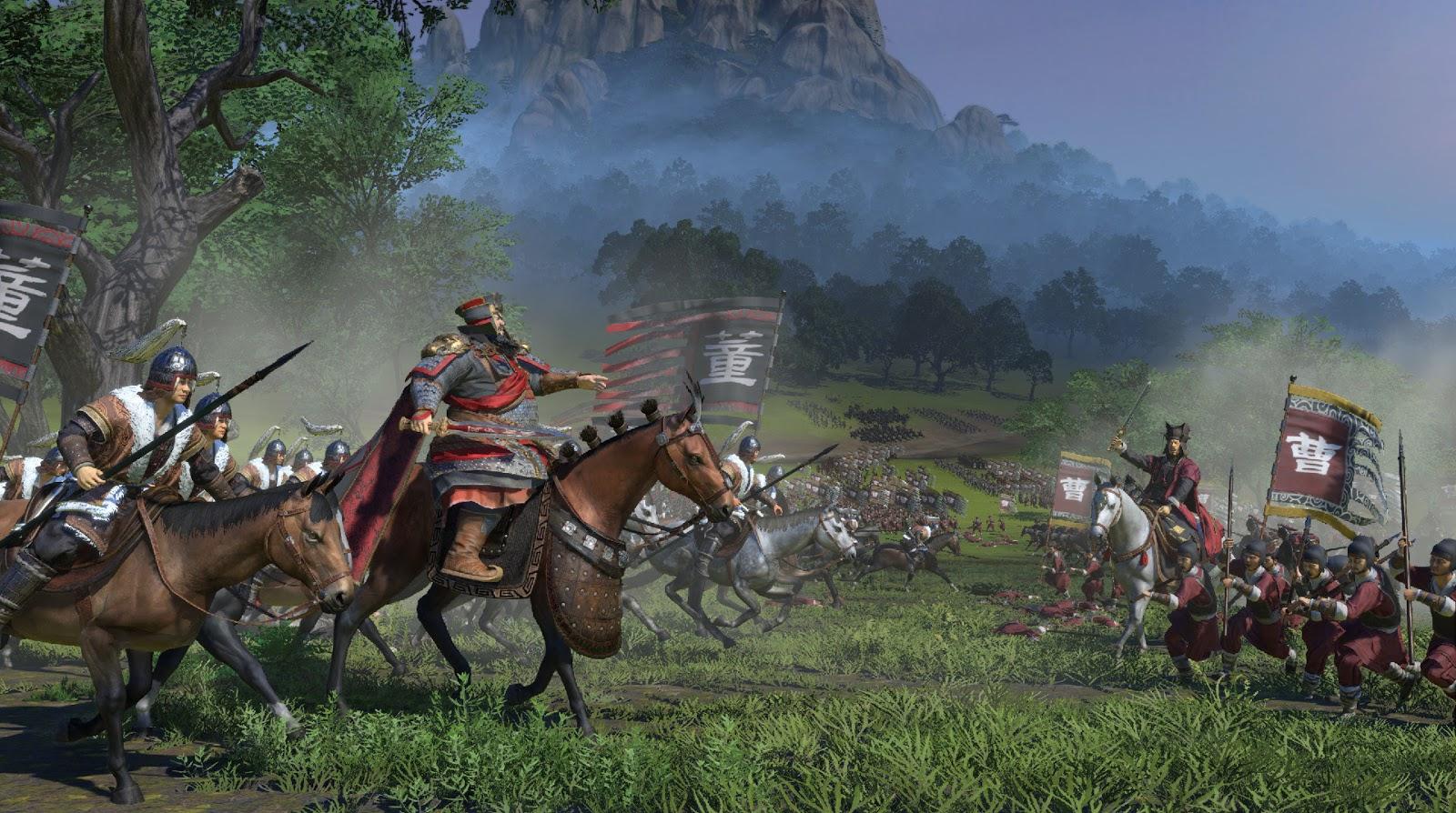 Total War Three Kingdoms PC ESPAÑOL (CODEX) 1