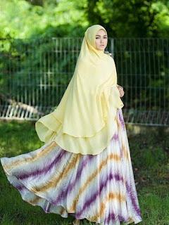 Foto hijab Cantik model IGO Resita Putri dari Garut tend hijab dan jilbab  hijab terbaru