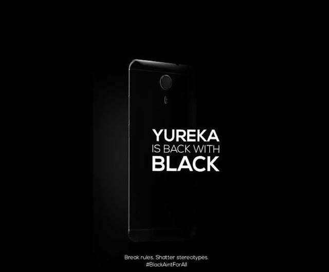 Yu Yureka Black