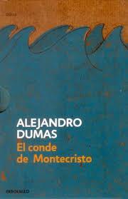 Portada de El conde de Montecristo de Alejandro Dumas