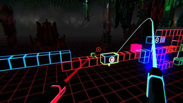 screenshot-1-of-neonwall-pc-game