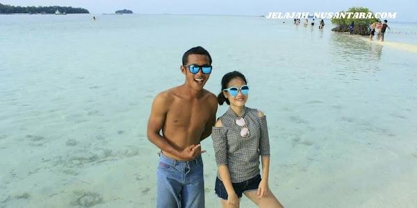 rencana perjalanan wisata open trip pulau tidung