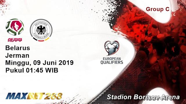 Prediksi Belarus Vs Jerman, Minggu 09 Juni 2019 Pukul 01.45 WIB