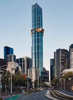 تقديم أستراليا 108 في ملبورن - المرتبة السابعة في جوائز إمبوريس سكاي