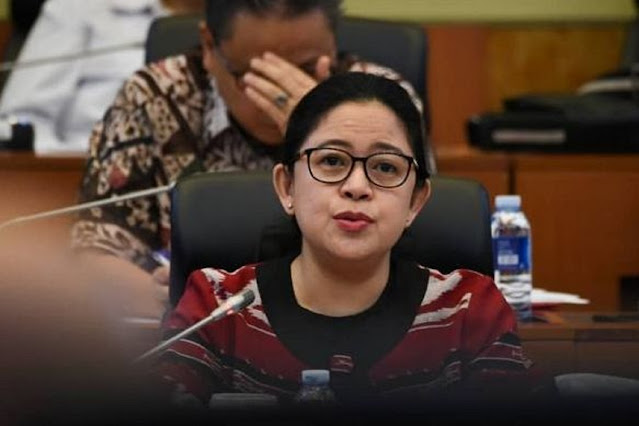 Usai Ikut Sahkan UU Cipta Kerja, Puan Maharani Mendadak Minta Pemerintah Gandeng Kelompok Buruh