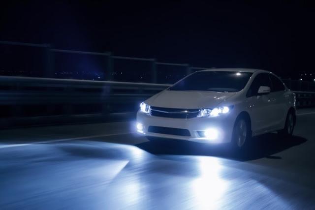 Automóviles e iluminación