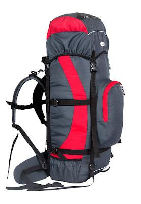 Рюкзак с одним фронтальным карманом