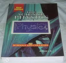 jamb physics textbook