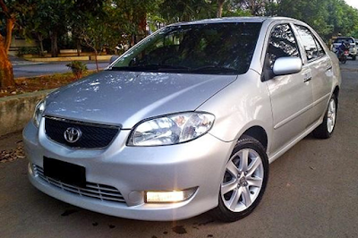 Toyota Vios G Gen1 Modifikasi