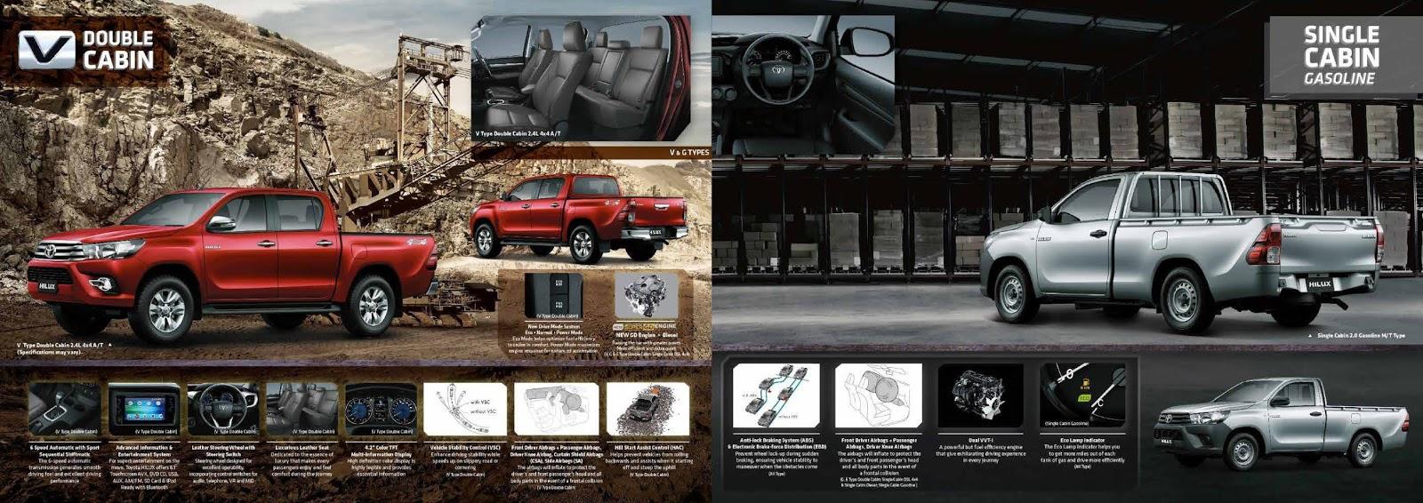 New Hilux DC - Info Promo & Harga Toyota Hilux DC Bali 2020