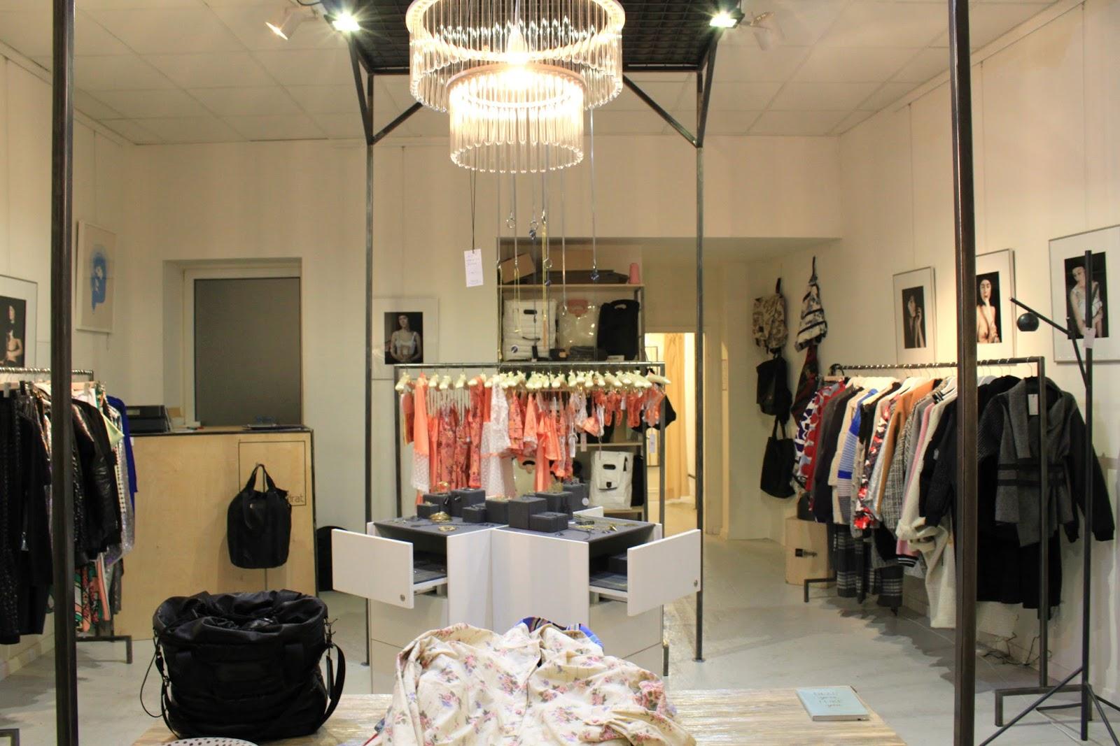 Quadrat Shop