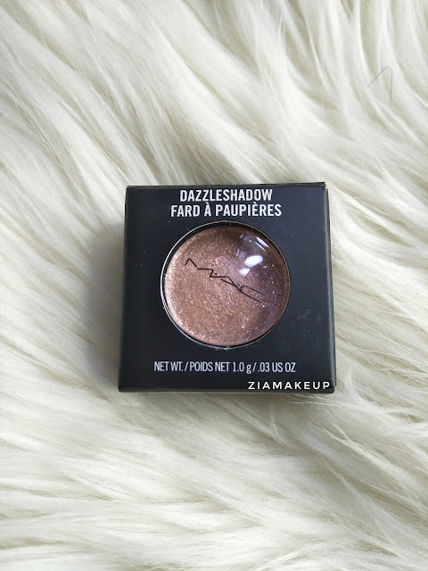 Review MAC Dazzleshadow Glitters Eyeshadow