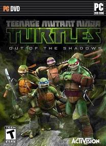 Teenage Mutant Ninja Turtles Out of the Shadows-FLT