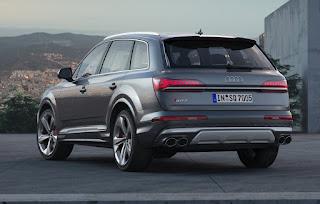 2020 Audi SQ7 Review, Specs, Price