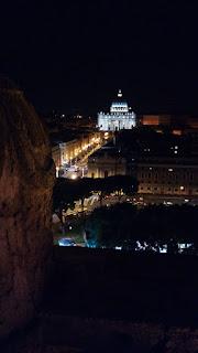 castel sant angelo guia brasilelira roma - Réveillon em Roma 2016