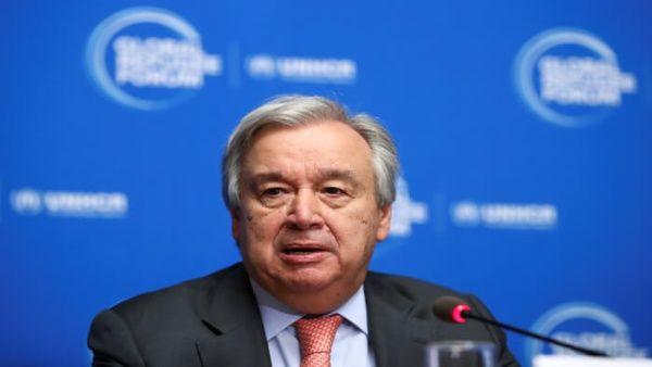 Guterres insta a países defender valores de la Carta de ONU