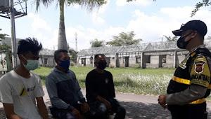 Bhabin Cilengkrang Polresta Bandung, Pantau Banbup Kabupaten Bandung