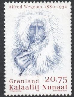 Greenland Explorer Alfred Wegener