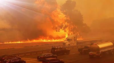 california wildfires 2021