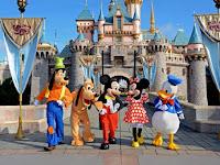 Heboh Wahana Hiburan Disneyland Akan Dibangun Di Jawa Tengah Dengan Modal 6 Triliun Dan Target Turis 2 Juta, Cuma Di Kota Kecil Apa Mungkin Bakalan Ramai?