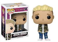 Funko Pop! Justin Bieber