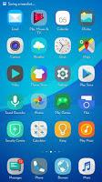 Theme Biru Android Oppo Mboton