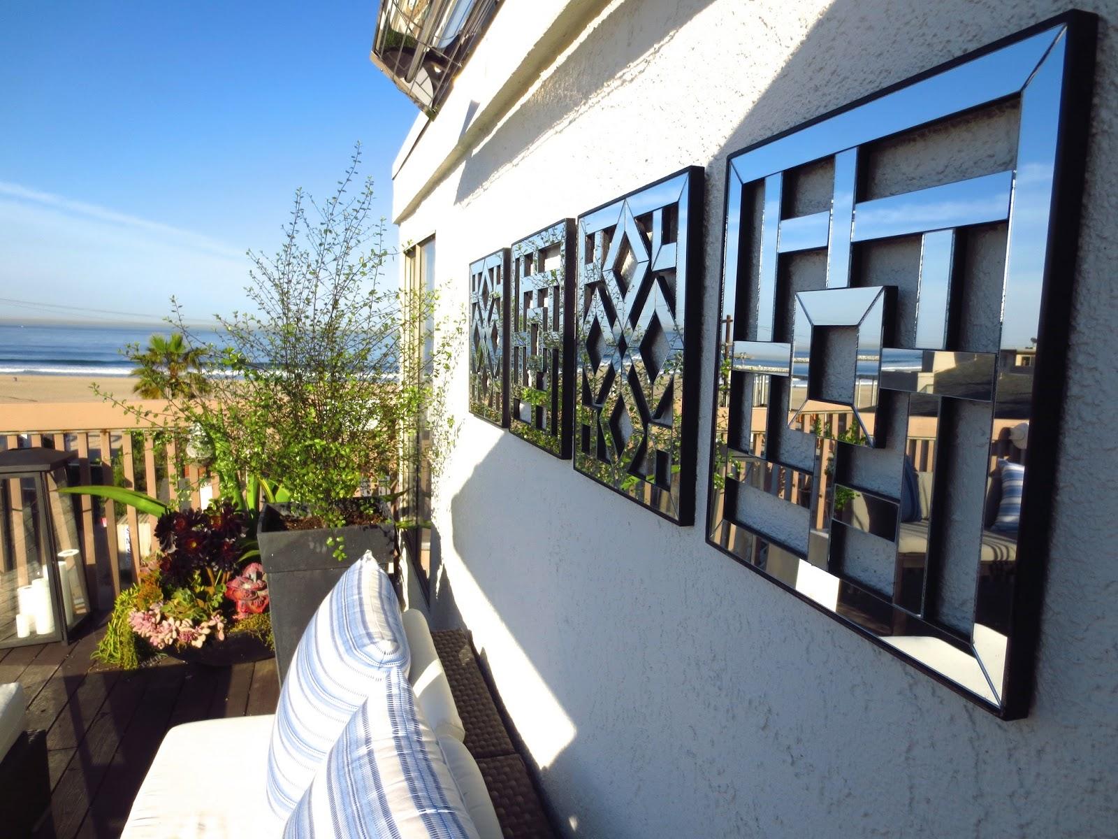 Ocean Decor Living Room - Home Design Inside