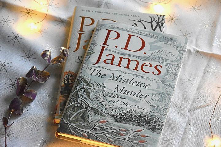 Buch-Mistletoe-Murder-von-Pd-James