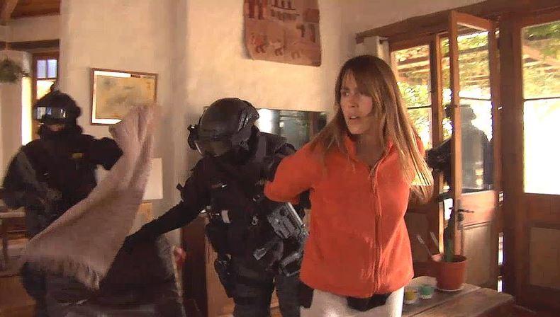 Detienen a Natalia Guerra Jequier