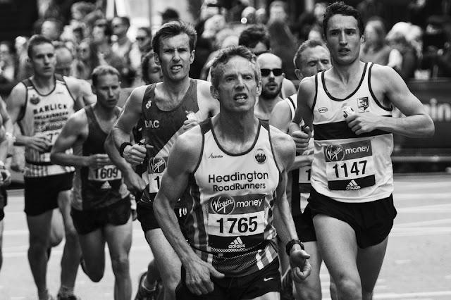 Consistência e intensidade: Quando a corrida se torna sua principal professora