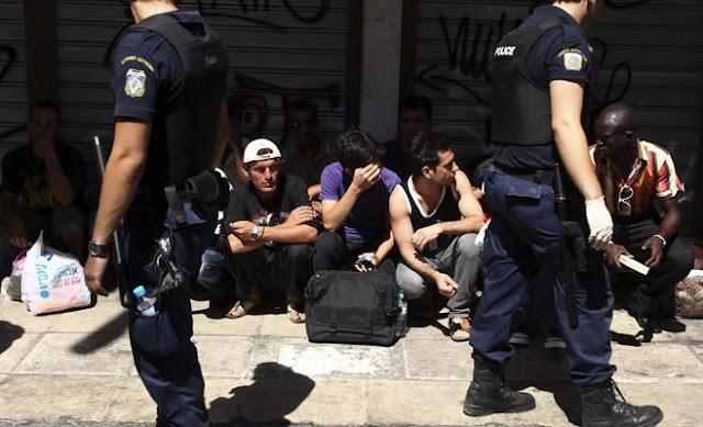 Χαροπαλεύει Έλληνας 27 ετών από επίθεση αλλοδαπών