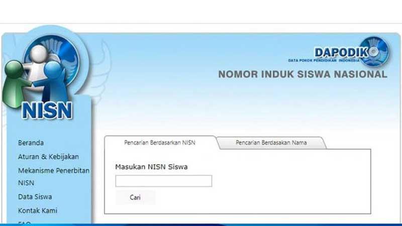 Cara Mengajukan NISN Bagi Siswa Baru dan Cara Mengeceknya