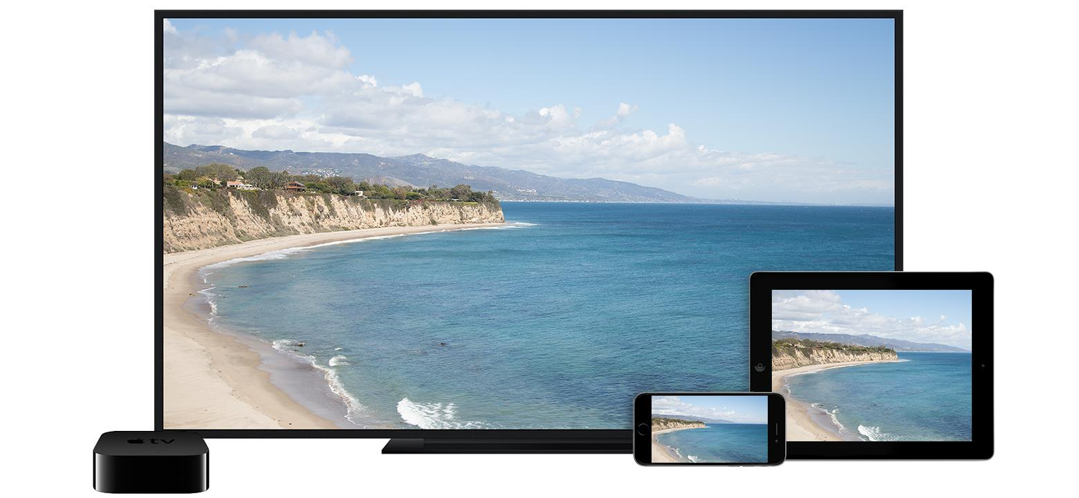 How to Use AirPlay on iPhone and iPad and Mirroring to Apple
