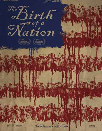 Poster Of The Birth of a Nation 2016 English 700MB HDCAM x264 Free Download Watch Online downloadhub.net