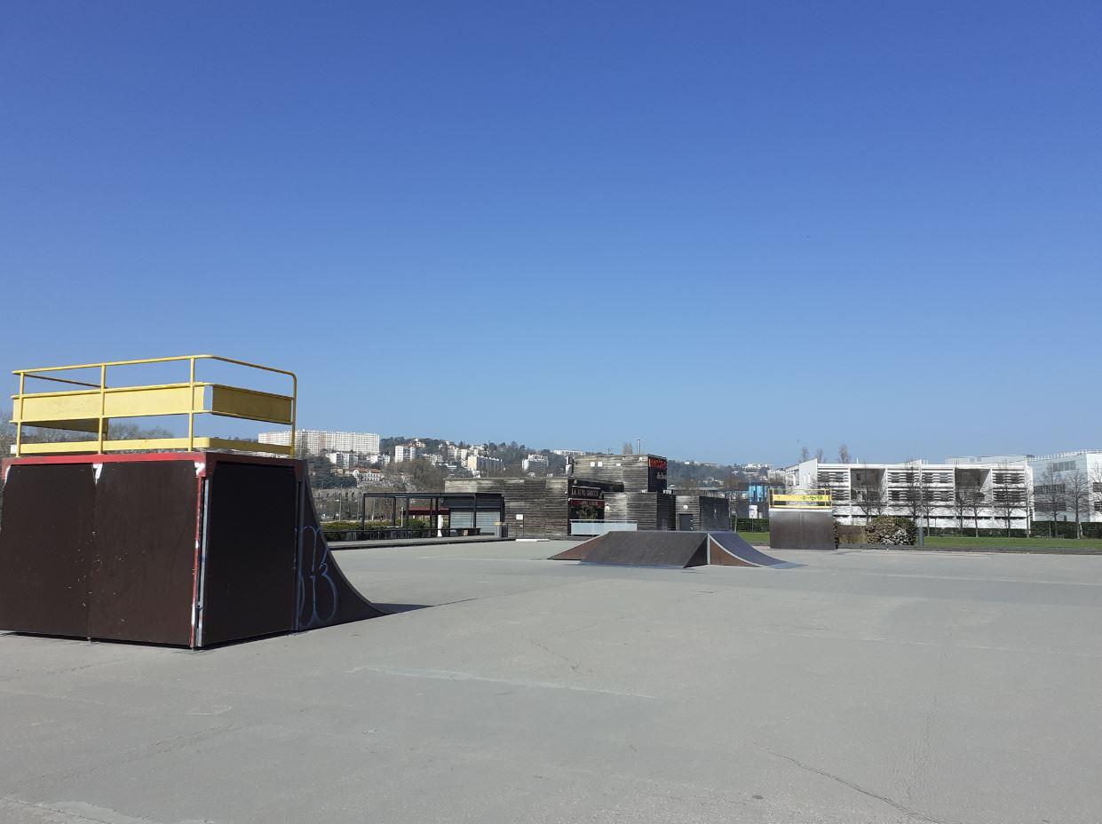 skatepark gerland lyon 7