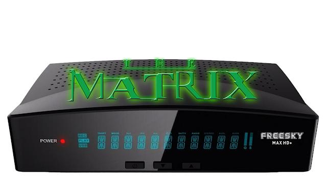 Freesky Max HD+ Plus Atualização V1.63 - 01/06/2021