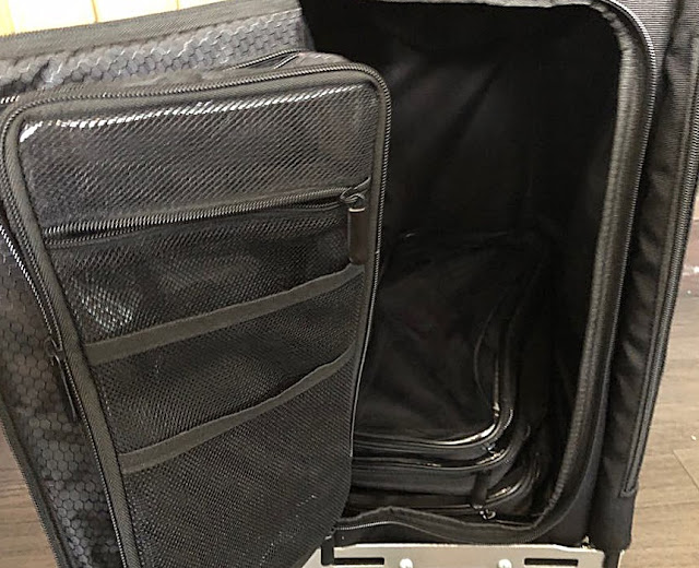 a photo of DOB PRO Makeup Bag Review