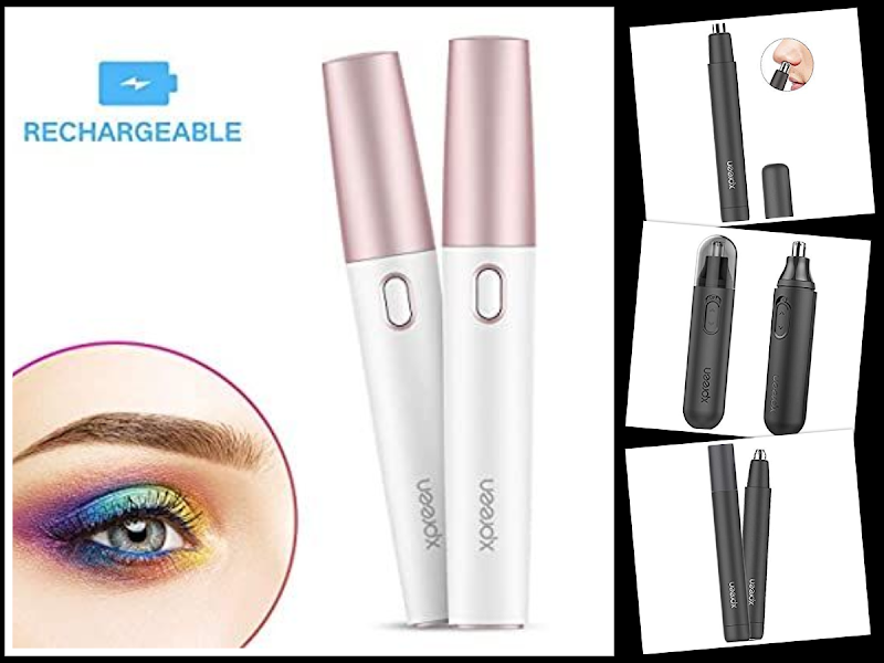 40% OFF Eyebrow Trimmer And Nose Hair Trimmer 4 styles