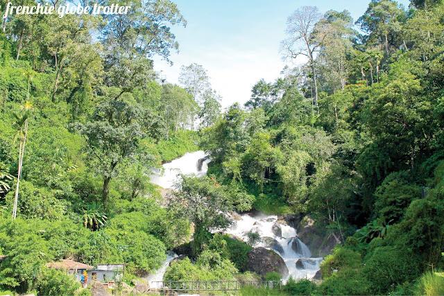 Attukad Waterfall, Munnar - Kerala