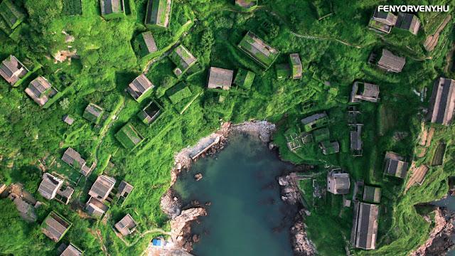 A világ legzöldebb falva, amit visszahódított a természet