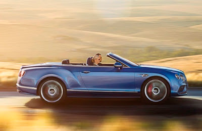 Bentley Continental Car Models: GT3R, GT Speed, GT Speed Convertible,