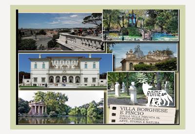 Quanto sei bella Roma - Soft trekking e visita guidata passeggiando a ritroso nel tempo dagli Horti di Cesare al giardino delle Meraviglie del Cardinal Scipione Borghese