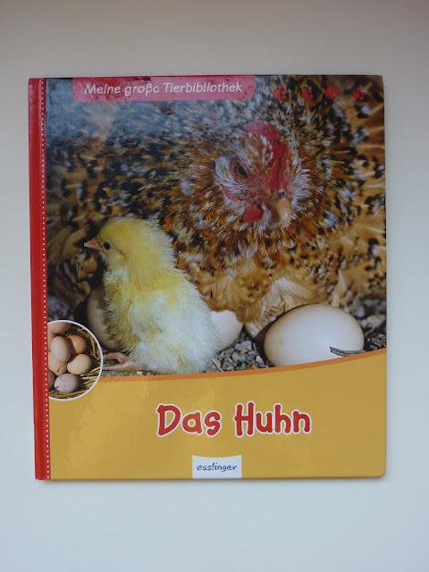 Das Huhn Sachbuch mit Fotos