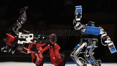 robo one game kreatif dari jepang