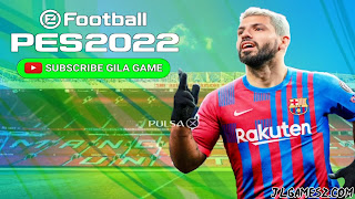 PES 2022 PPSSPP ANDROID