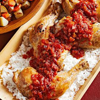 Plaza-Style Chicken