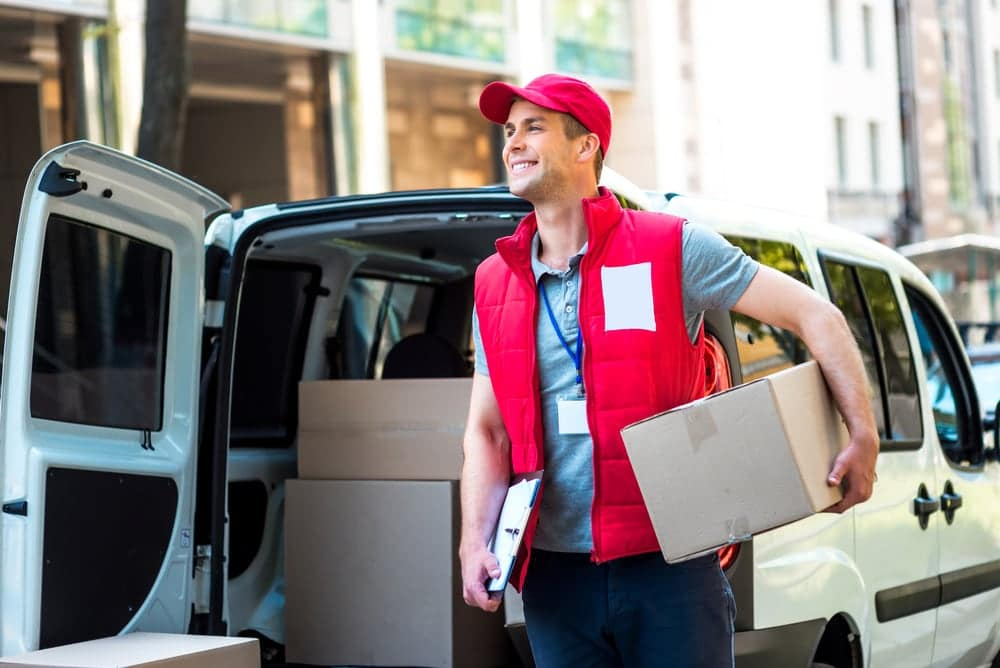 package transport courier